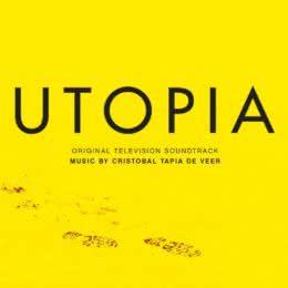 Обложка к диску с музыкой из сериала «Утопия (1 сезон)»