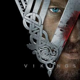 Обложка к диску с музыкой из сериала «Викинги (1 сезон)»