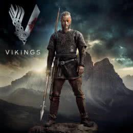 Обложка к диску с музыкой из сериала «Викинги (2 сезон)»