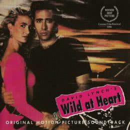 Обложка к диску с музыкой из фильма «Дикие сердцем»