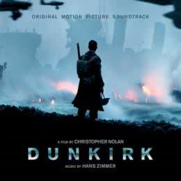 Обложка к диску с музыкой из фильма «Дюнкерк»