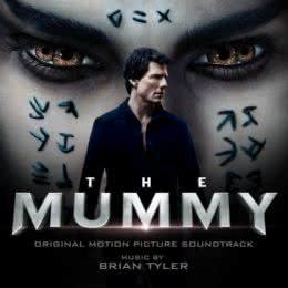 Обложка к диску с музыкой из фильма «Мумия»