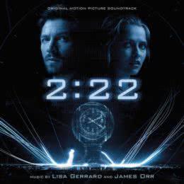 Обложка к диску с музыкой из фильма «2:22»
