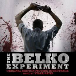 Обложка к диску с музыкой из фильма «Эксперимент «Офис»»