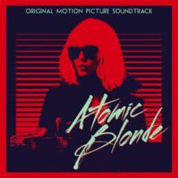 Обложка к диску с музыкой из фильма «Взрывная блондинка»