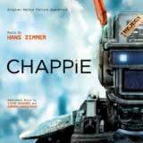 Маленькая обложка диска с музыкой из фильма «Робот по имени Чаппи»