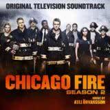 Маленькая обложка диска c музыкой из сериала «Чикаго в огне (2 сезон)»
