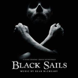 Обложка к диску с музыкой из сериала «Черные паруса (1 сезон)»