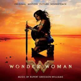 Обложка к диску с музыкой из фильма «Чудо-женщина»