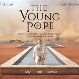 Обложка к диску с музыкой из сериала «Молодой Папа (1 сезон)»
