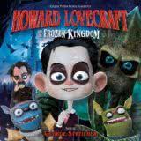 Маленькая обложка диска с музыкой из мультфильма «Говард Лавкрафт и Замерзшее королевство»