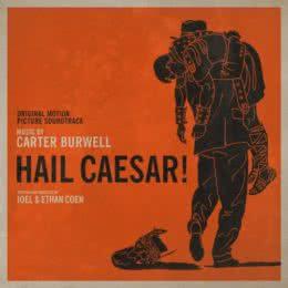 Обложка к диску с музыкой из фильма «Да здравствует Цезарь!»