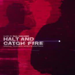 Обложка к диску с музыкой из сериала «Остановись и гори (Volume 1)»