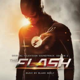 Обложка к диску с музыкой из сериала «Флэш (2 сезон)»