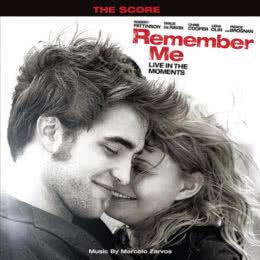 Обложка к диску с музыкой из фильма «Помни меня»