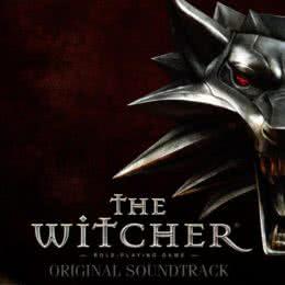 Обложка к диску с музыкой из игры «The Witcher»