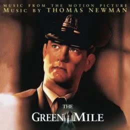 Обложка к диску с музыкой из фильма «Зеленая миля»
