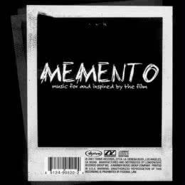 Обложка к диску с музыкой из фильма «Помни»