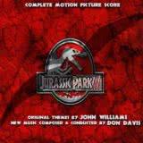 Маленькая обложка диска с музыкой из фильма «Парк юрского периода III (Complete Edition)»
