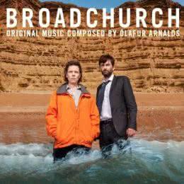 Обложка к диску с музыкой из сериала «Убийство на пляже (1-2 сезон)»