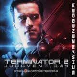 Маленькая обложка диска с музыкой из фильма «Терминатор 2: Судный день»