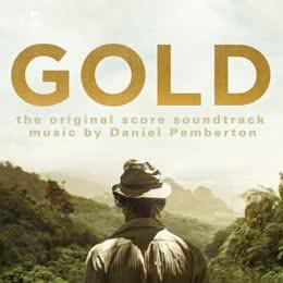 Обложка к диску с музыкой из фильма «Золото»