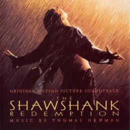 Обложка к диску с музыкой из фильма «Побег из Шоушенка»