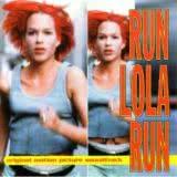 Маленькая обложка диска c музыкой из фильма «Беги, Лола, беги»