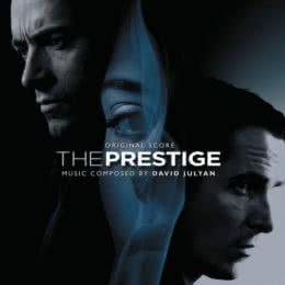 Обложка к диску с музыкой из фильма «Престиж»