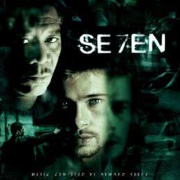 Обложка к диску с музыкой из фильма «Семь»