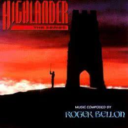 Обложка к диску с музыкой из сериала «Горец (Volume 1)»