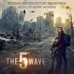 Обложка к диску с музыкой из фильма «5-я волна»