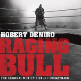 Обложка к диску с музыкой из фильма «Бешеный бык»