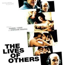 Обложка к диску с музыкой из фильма «Жизнь других»