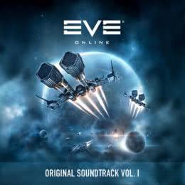 Обложка к диску с музыкой из игры «EVE Online - Volume 1»