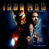 Маленькая обложка диска с музыкой из фильма «Железный человек»