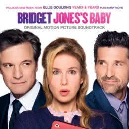 Обложка к диску с музыкой из фильма «Бриджит Джонс 3»