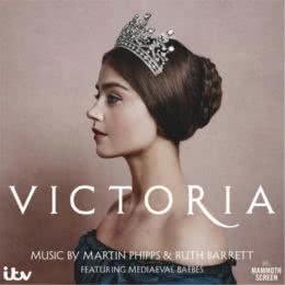Обложка к диску с музыкой из сериала «Виктория (1 сезон)»