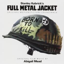 Обложка к диску с музыкой из фильма «Цельнометаллическая оболочка»
