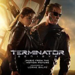 Обложка к диску с музыкой из фильма «Терминатор: Генезис»
