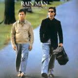 Маленькая обложка диска c музыкой из фильма «Человек дождя»
