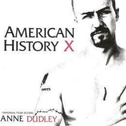 Обложка к диску с музыкой из фильма «Американская история X»