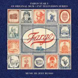 Обложка к диску с музыкой из сериала «Фарго (3 сезон)»