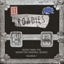 Обложка к диску с музыкой из сериала «Гастролеры (1 сезон)»