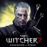 Маленькая обложка диска с музыкой из игры «The Witcher 2: Assassins of Kings»