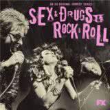 Маленькая обложка диска с музыкой из сериала «Секс, наркотики и рок-н-ролл»