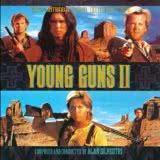 Маленькая обложка диска с музыкой из фильма «Молодые стрелки 2»