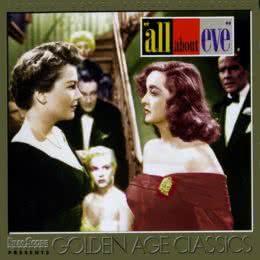Обложка к диску с музыкой из фильма «Все о Еве»