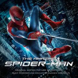 Обложка к диску с музыкой из фильма «Новый Человек-паук (Deluxe Edition)»