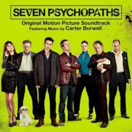 Обложка к диску с музыкой из фильма «Семь психопатов»